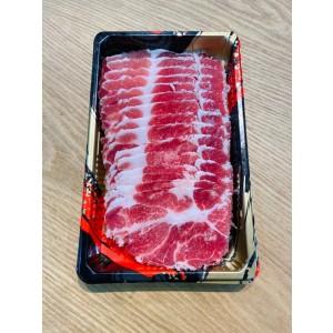西班牙伊比利亞黑毛豬梅肉片