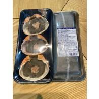 日本味噌釀蟹蓋(甲羅燒)~(熟食)