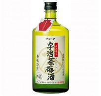 蝶矢宇治茶梅酒 (720ml)