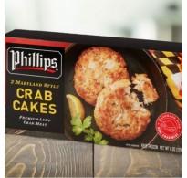 馬里蘭蟹肉餅(Maryland Crab Cakes) 2塊裝