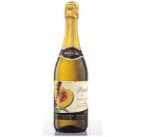 意大利有汽桃味葡萄汁